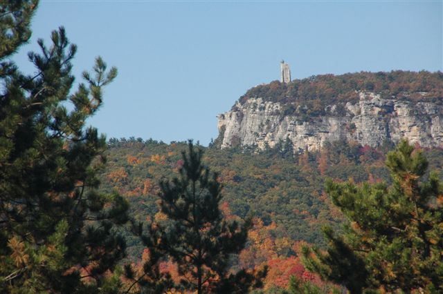 Northern Shawangunk Ridge in New York
